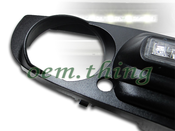 Buy Bmw E60 Daytime Running Light 2004 2007 5 Led Drl 5
