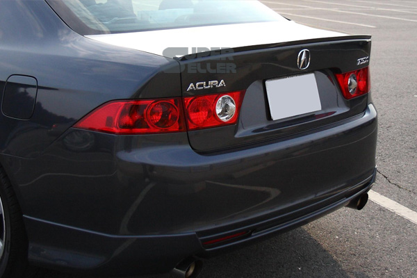 Acura tsx 2004 spoiler - 2004 Acura TSX Problems, Defects